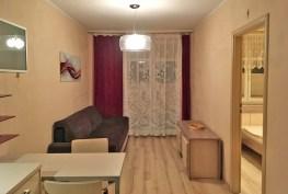 widok na luksusowo urządzony pokój w apartamencie w Szczecinie do sprzedaży