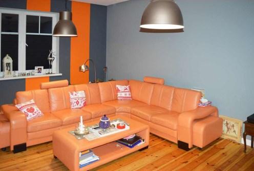 zdjęcie prezentuje fragment salonu w apartamencie do sprzedaży w okolicach Piły