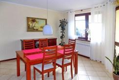 widok na jadalnię w apartamencie do sprzedaży w Ełku