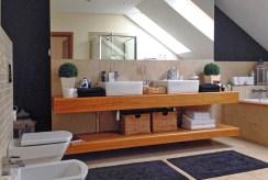 komfortowa,, ekskluzywna łazienka w apartamencie do sprzedaży w Tarnowie
