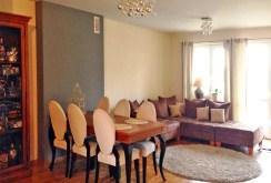 widok na salon w ekskluzywnym apartamencie w Tarnowie do sprzedaży