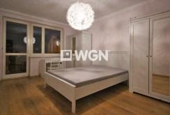 elegancka i ekskluzywna sypialnia w luksusowym apartamencie w Szczecinie do sprzedaży