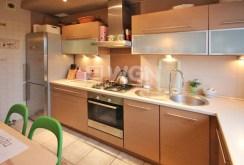 komfortowa i nowoczesna kuchnia w apartamencie do sprzedaży w Szczecinie