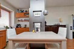 zdjęcie jadalni w ekskluzywnym apartamencie w Tarnowie na sprzedaż