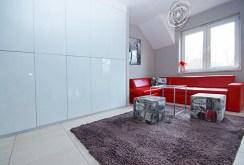 na zdjęciu salon w ekskluzywnym apartamencie do wynajmu w Gorzowie Wielkopolskim