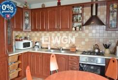 nowocześnie i komfortowo urządzona kuchnia w willi w okolicy Lwówka Śląskiego na sprzedaż