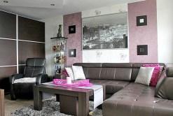 na zdjęciu komfortowy salon w ekskluzywnym ap-apartamencie do sprzedaży w Tczewie