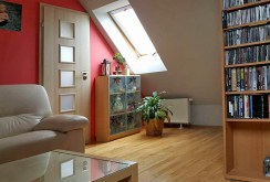fragment jednego z pomieszczeń w ekskluzywnym apartamencie do sprzedaży w okolicach Wałbrzycha