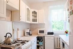 Apartament do sprzedaży we Wrocławiu za 399 000 złotych na zdjęciu styloowa kuchnia