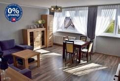 luksusowy salon w ekskluzywnym apartamencie na sprzedaż w Bolesławcu