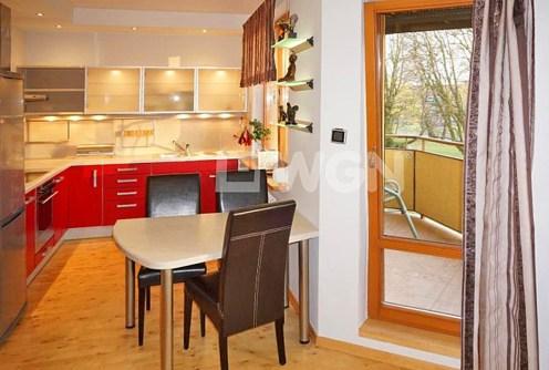 komfortowe wnętrze ekskluzywnego apartamentu do sprzedaży w Szczecinie