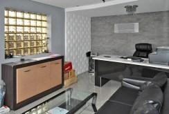 gabinet do pracy w luksusowej willi w Kwidzynie na sprzedaż