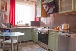 ekskluzywna kuchnia znajdująca się w luksusowym apartamencie w Katowicach na sprzedaż