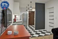 fragment luksusowego wnętrza ekskluzywnego apartamentu do sprzedaży w Krakowie