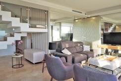 fragment jednego z luksusowych pomieszczeń w ekskluzywnej willi w Hiszpanii na sprzedaż