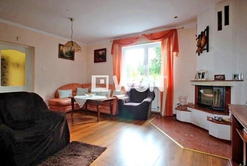 prestiżowy salon w ekskluzywnej willi do sprzedaży w okolicach Szczecina