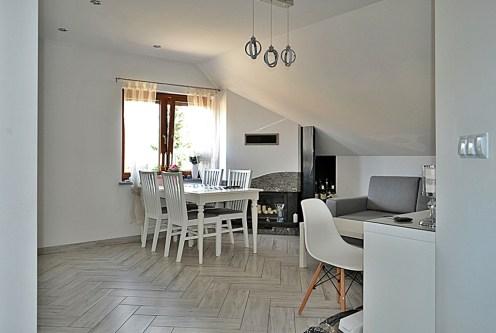 wytworne wnętrze ekskluzywnego apartamentu do wynajęcia w Bolesławcu
