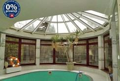 luksusowy basen w ekskluzywnej willi do sprzedaży w Szczecinie