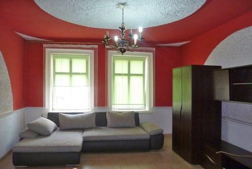 fragment ekskluzywnego salonu w luksusowym apartamencie do wynajęcia w okolicach Kępna