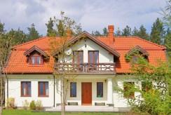 ekskluzywna architektura luksusowej willi na Mazurach na sprzedaż