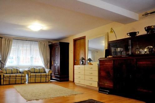 luksusowy salon w ekskluzywnej willi do sprzedaży w Chrzanowie