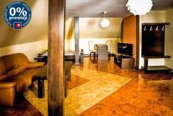 komfortowe wnętrze ekskluzywnej willi w Karpaczu na sprzedaż