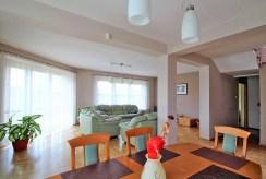 komfortowe wnętrze luksusowej willi do sprzedaży w okolicach Krakowa