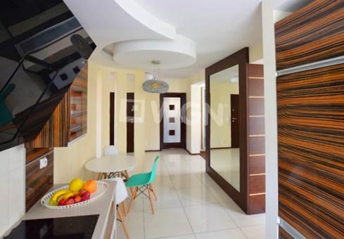 komfortowe wnętrze ekskluzywnego apartamentu do sprzedaży w Białymstoku