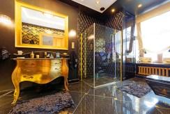 ekskluzywna łazienka w luksusowym apartamencie w Tarnowie n wynajem