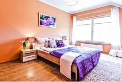prywatna, zaciszna sypialnia w luksusowej willi w Szczecinie na wynajem
