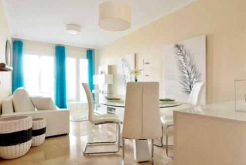 urządzony w nowoczesnym designie ekskluzywny apartament do sprzedaży w Hiszpanii (Estepona, Costa del Sol)
