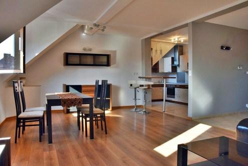 prestiżowe wnętrze ekskluzywnego apartamentu do wynajmu w Bolesławcu
