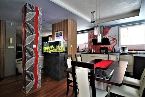 luksusowe wnętrze ekskluzywnego apartamentu do sprzedaży Kraków