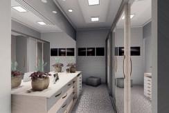 jedno z eleganckich pomieszczeń w luksusowym apartamencie na sprzedaż Ustroń