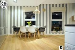 fragment komfortowego wnętrza luksusowego apartamentu na sprzedaż Katowice