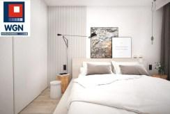 prywatna, zaciszna sypialnia w ekskluzywnym apartamencie do sprzedaży Gdańsk