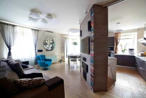 komfortowe wnętrze luksusowego apartamentu do sprzedaży Grudziądz