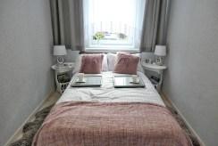 prywatna, zaciszna sypialnia w ekskluzywnym apartamencie na wynajem Kwidzyn