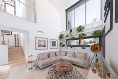 elitarny salon w luksusowej rezydencji na sprzedaż Hiszpania (Ciudad Quesad)