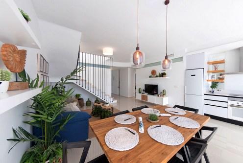 luksusowe wnętrze ekskluzywnego apartamentu na sprzedaż La Zeni (Hiszpania)