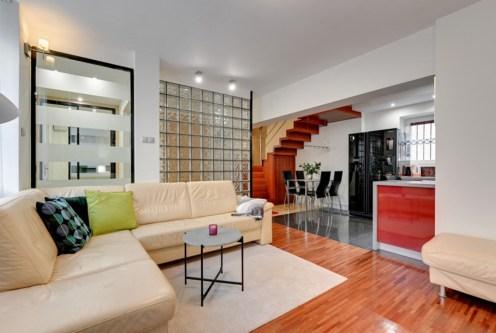 nowoczesne wnętrze ekskluzywnego apartamentu do sprzedaży Gdańsk