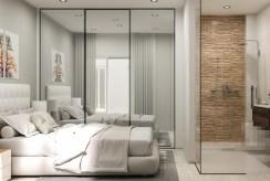 prywatna sypialnia w luksusowym apartamencie do sprzedaży Hiszpania (Torreviej)