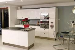 zabudowana kuchnia w ekskluzywnym a;apartamencie do sprzedaży Grudziądz