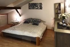 widok na prywatną sypialnię w luksusowym apartamencie do sprzedaży Grudziądz