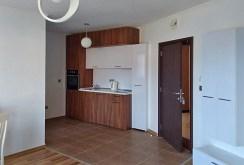 na zdjęciu aneks kuchenny w luksusowym apartamencie na sprzedaż Bułgaria