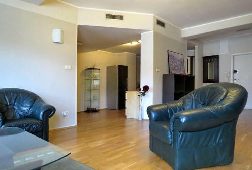 na zdjęciu luksusowe wnętrze ekskluzywnego apartamentu do wynajmu Wrocław