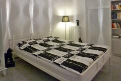 zaciszna sypialnia w ekskluzywnym apartamencie na wynajem
