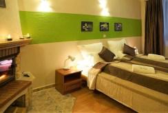 komfortowa sypialnia w luksusowej willi na sprzedaż Bielsko-Biała (okolice)
