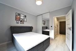 zaciszna, prywatna sypialnia w ekskluzywnym apartamencie na wynajem Bolesławiec