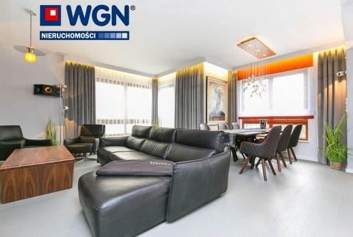 przestronne wnętrze ekskluzywnego apartamentu do sprzedaży Gdynia